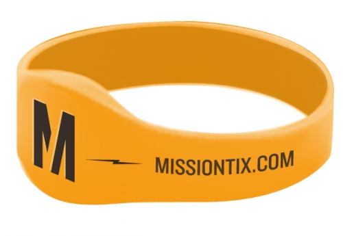 mobile nfc authentication and wristbands