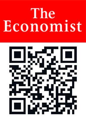 the economist qr codes