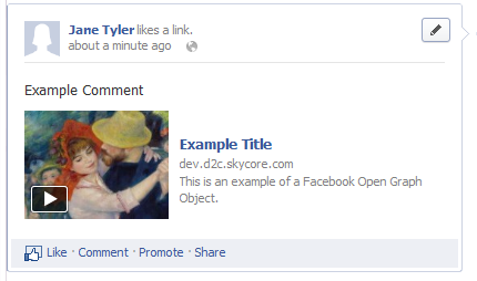 facebook open graph object example