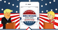 Video Text Messaging in Presidential Campaigns