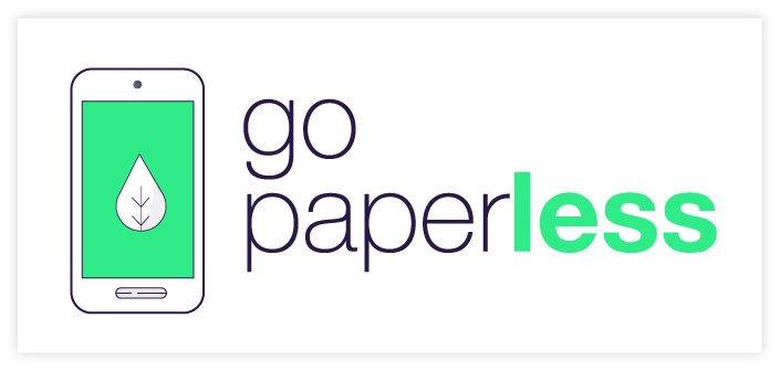 Go paperless with mobile receipts