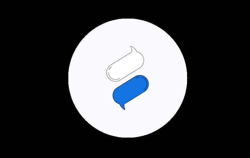 sending digital cards user interface