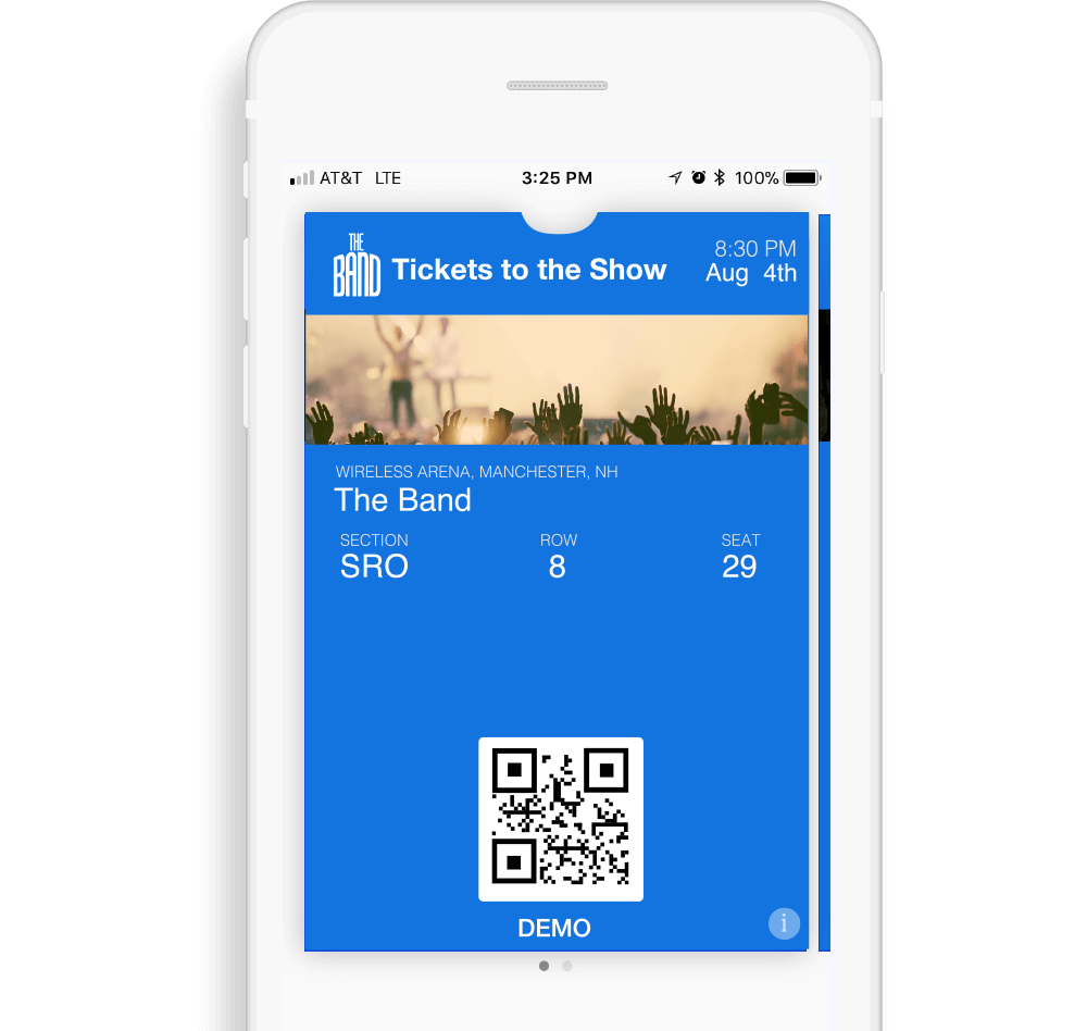 Design and Issue Mobile Wallet Cards