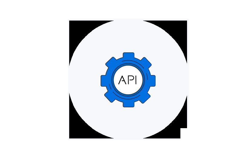 Send via API or App