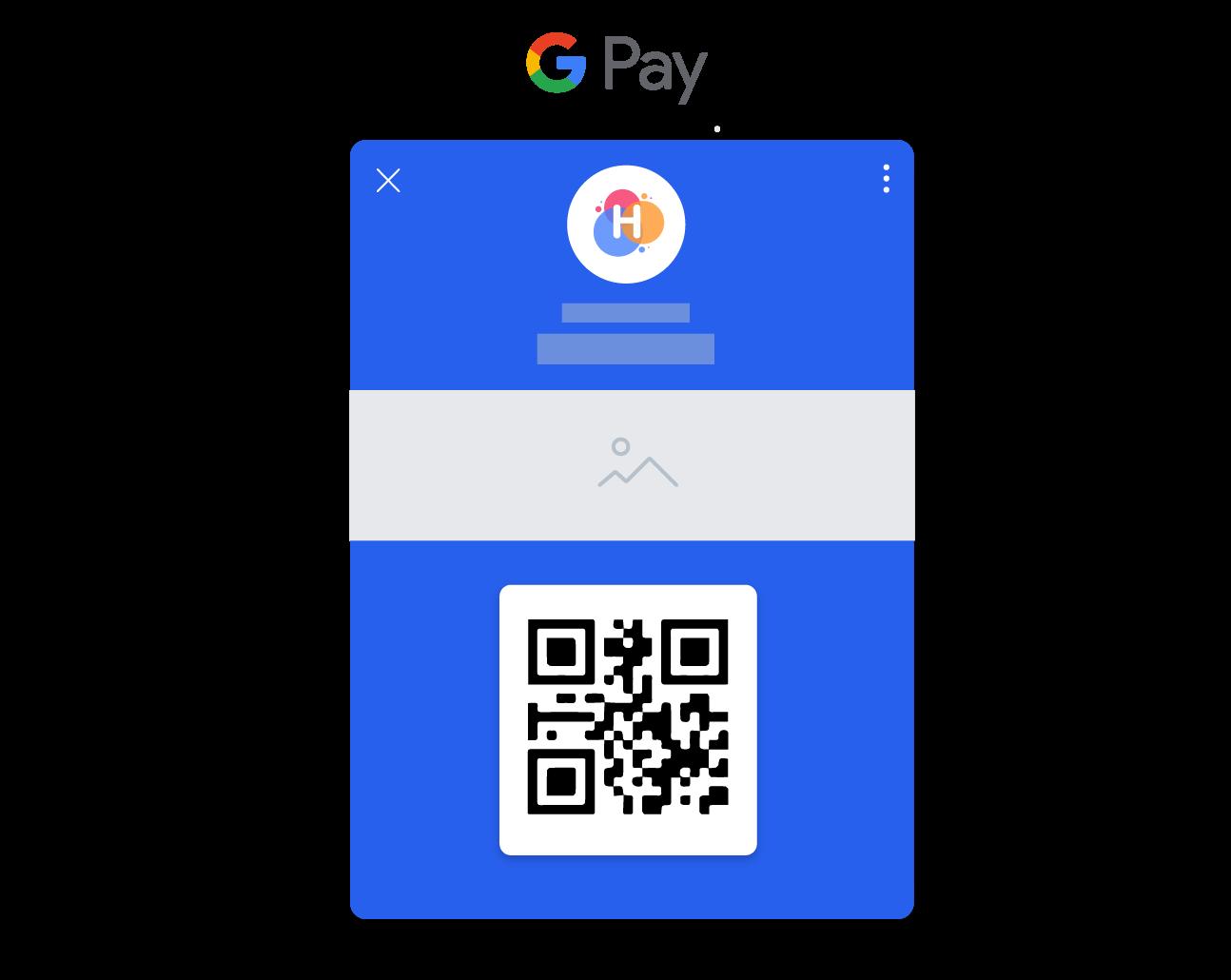 add company logo to gpay pass